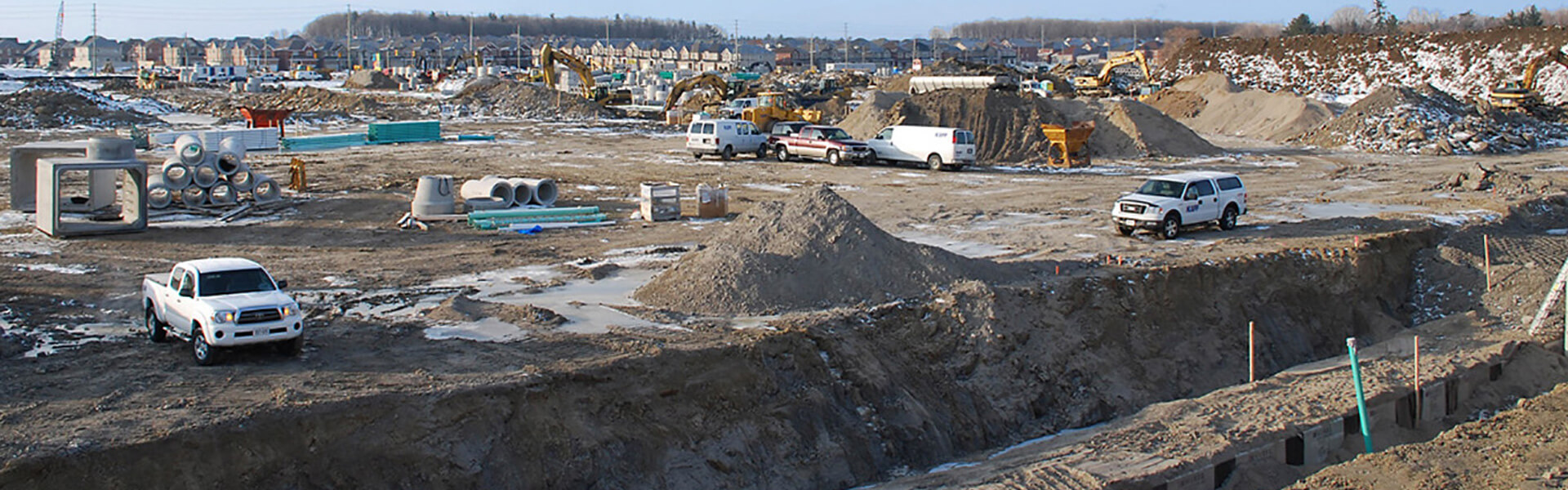 Project Management Civil Engineering_Toronoto Construction Management Services